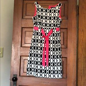 Jessica Howard Mod Sleeveless Dress